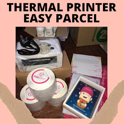 Thermal Printer Easy Parcel