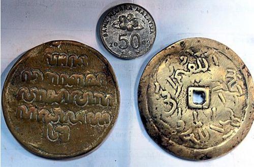 Syiling emas Melaka