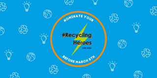 Global Recycling Foundation #RecyclingHeroes Competition 2020 | $1,000 Prize