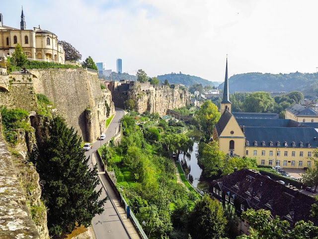 Luxembourg is always an attractive tourist destination.