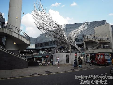 【欧洲亲子游@Day11】英国伦敦| 充满伦敦当地人色彩之伦敦Islington 区Angel 站旁的Angel Central和市集 Chapel Market