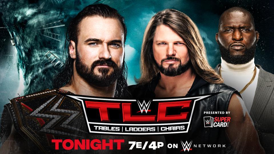 Cobertura: WWE TLC 2020 – Morto pela Víbora!