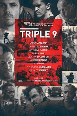 Sinopsis film Triple 9 (2016)