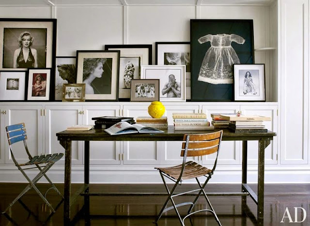 Дизайн интерьера: таунхаус Брук Шилдс