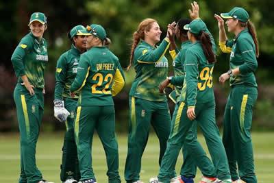 Africa Ladies Cricket team
