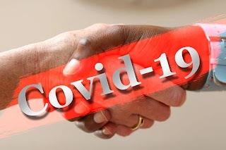 Shaking of hands is not encouraged as a result of COVID-19