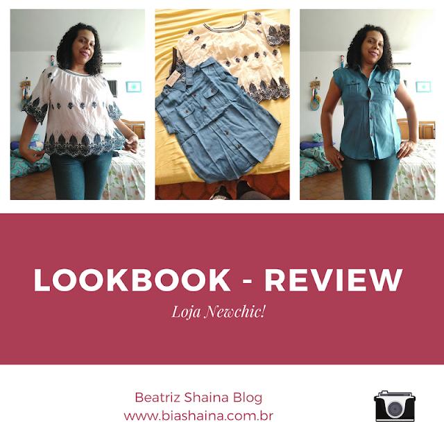 Lookbook e Meus Recebidos NewChic, moda, dicas de moda, lojas internacionais