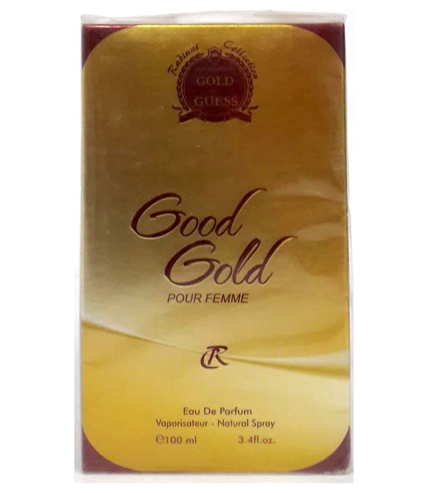 Good Gold Pour Femme Radiant Collection 100 ml