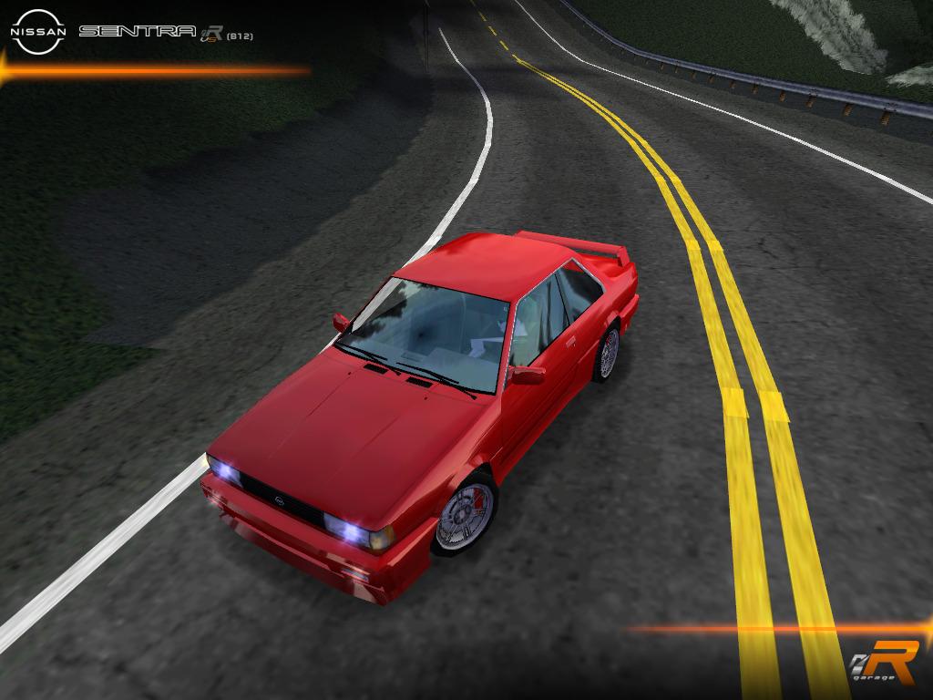 1987 Nissan Sentra .R-VS (B12)