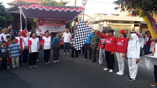 Puncak Acara HUT RI Di Gajahan Surakarta Berlangsung Semarak