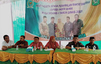 Reses di Kelurahan Melayu Anggota Dewan Dapil Asakota Hadir Lengkap