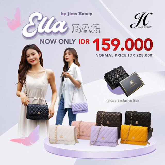 ELLA BAG JIMSHONEY