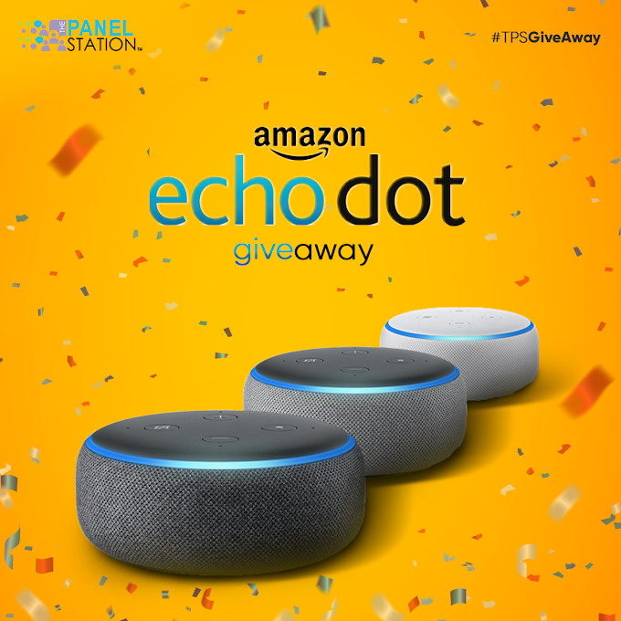 SORTEIO: Concorra a Um Echo Dot o assistente pessoal da Amazon!