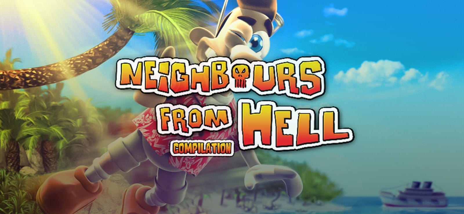 Neighbours from Hell Compilation - GOG