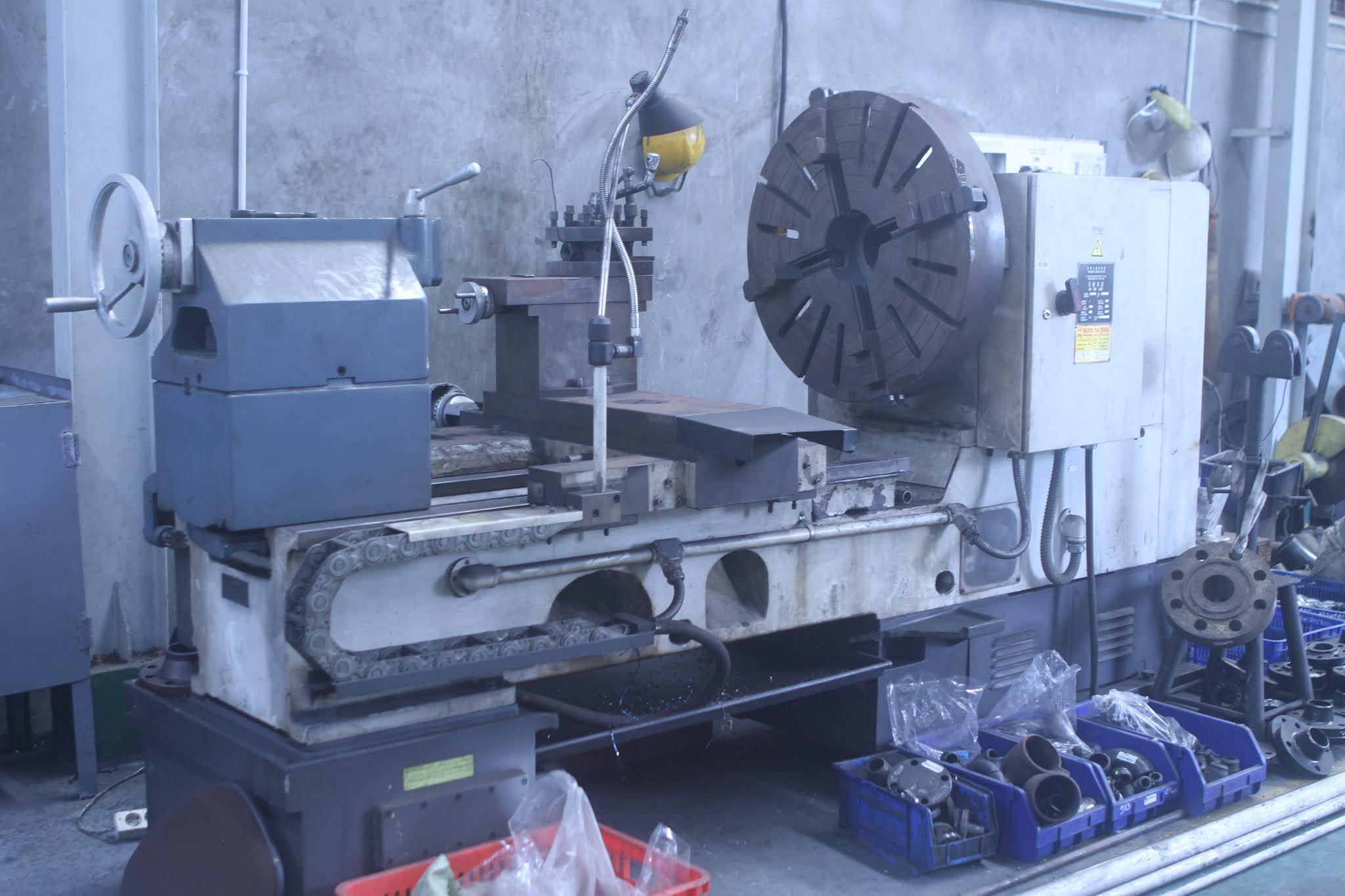 jasa machining flange taper schedule cuci drat ulir pipa