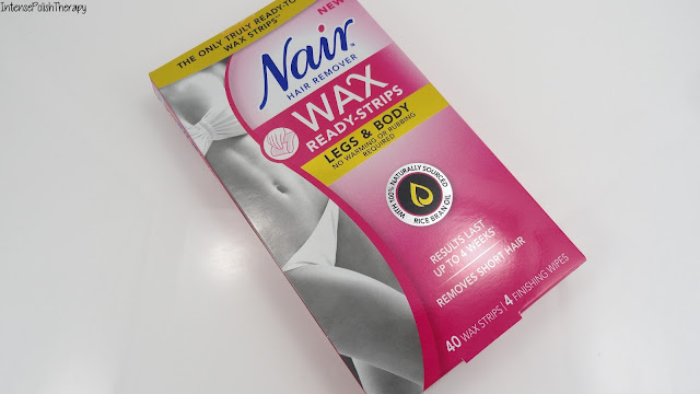 Nair Hair Remover | Wax Ready-strips