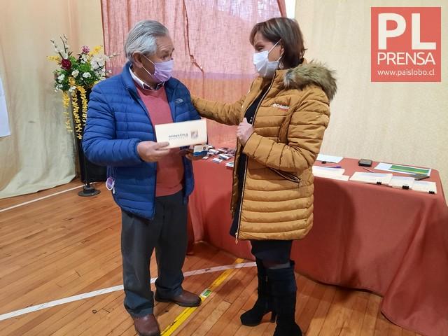 Alcaldesa Jimena NÚñez