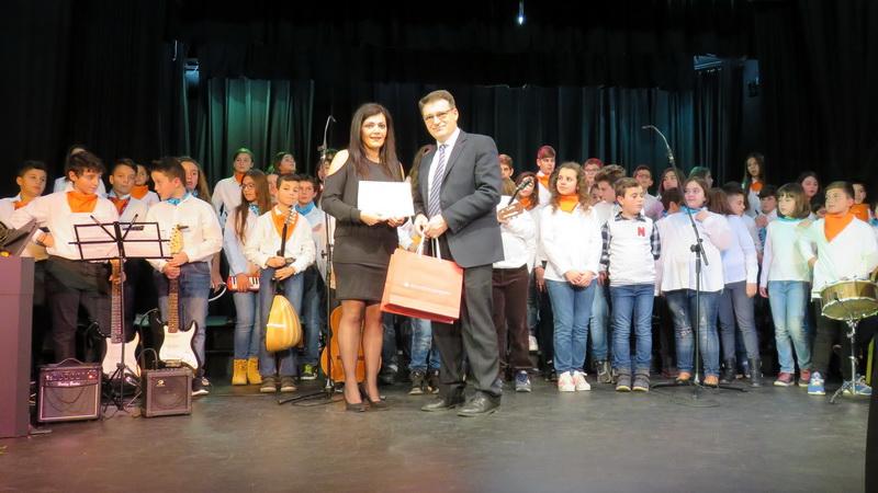 Με επιτυχία πραγματοποιήθηκε το 2ο Χριστουγεννιάτικο Χορωδιακό Φεστιβάλ Νέων στην Αλεξανδρούπολη