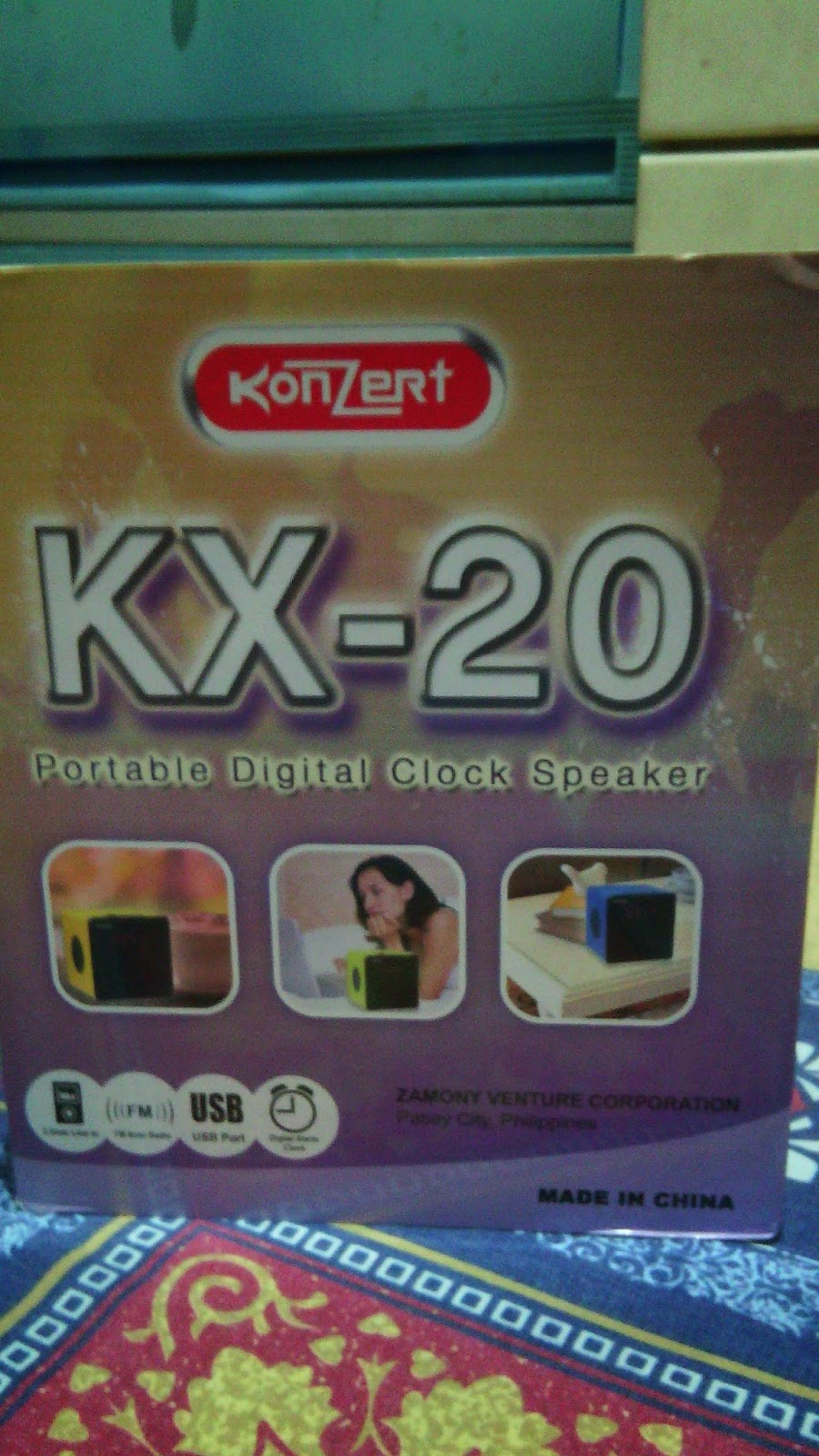 Konzert Speaker Philippines Price List