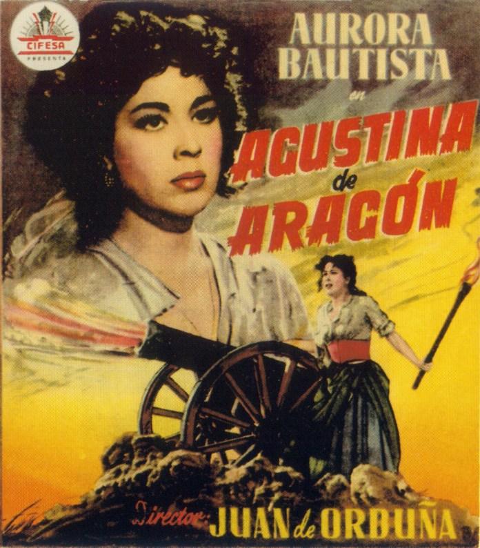 Últimas películas que has visto (las votaciones de la liga en el primer post) - Página 2 Agustina-de-aragon-cartel