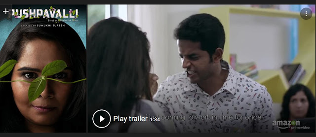 Play The Pushpavalli (2017) Best Hindi Web Series Trailer online for free