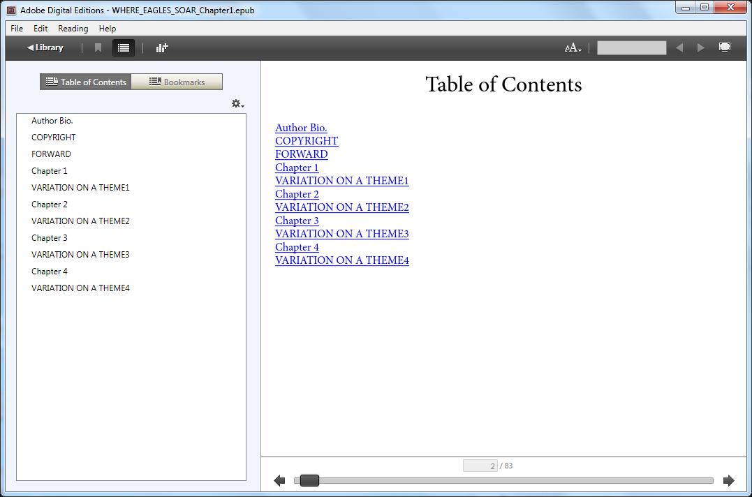 How to merge epub files with free Sigil | eBook Converter