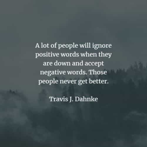 Negativity quotes to encourage you to think positive