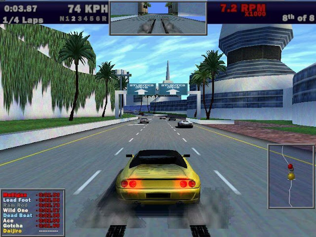 Need For Speed iii Hot Pursuit Free Download