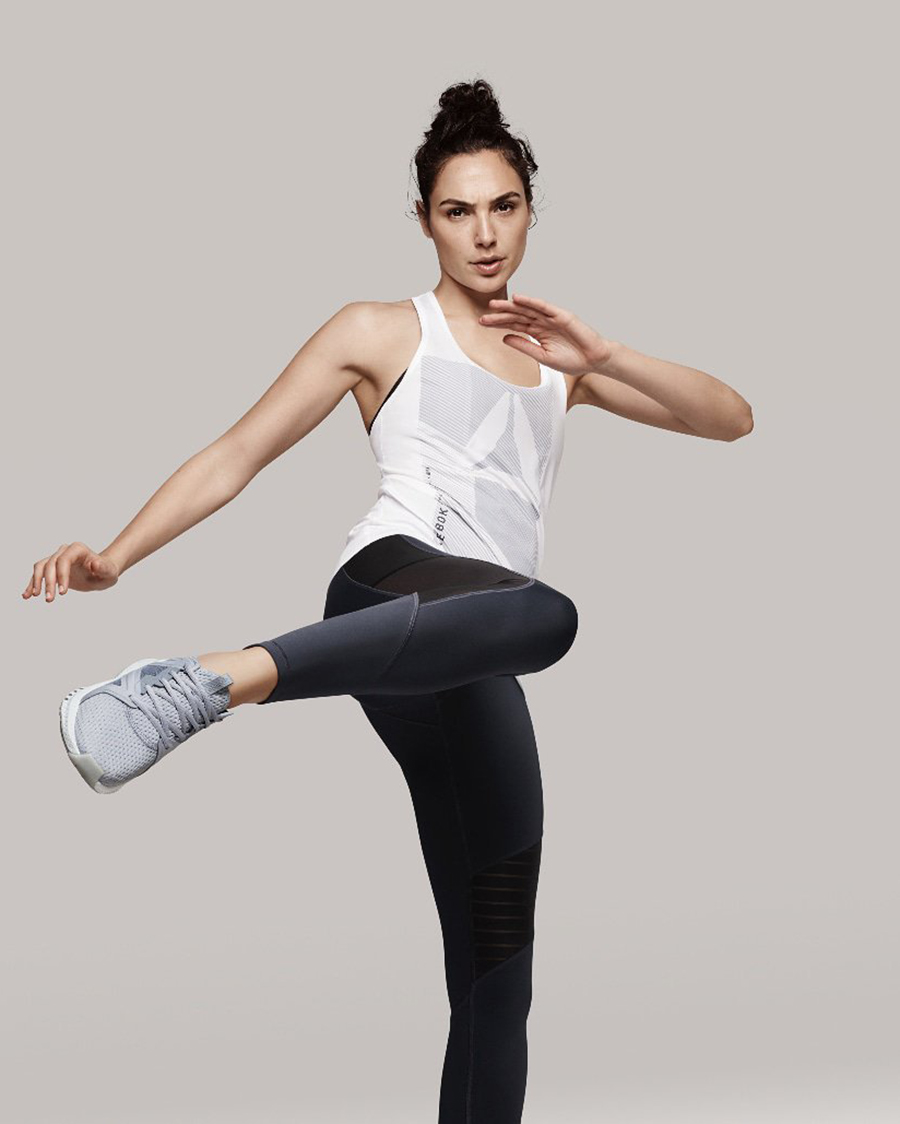 Foto Work Out dan GYM Gal Gadot