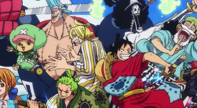 One Piece Chpater 1005 Release Date Will Be Delayed