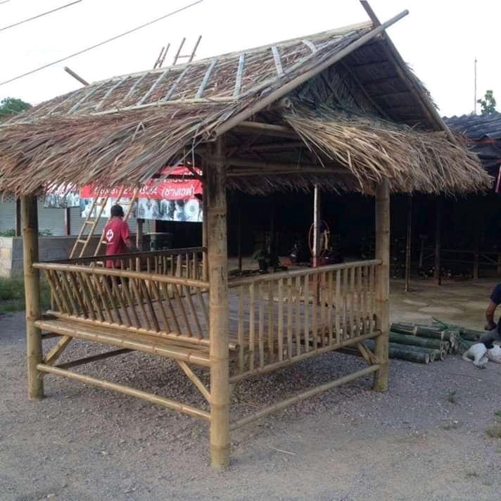 Desain Perabotan Terbuat Dari Bambu