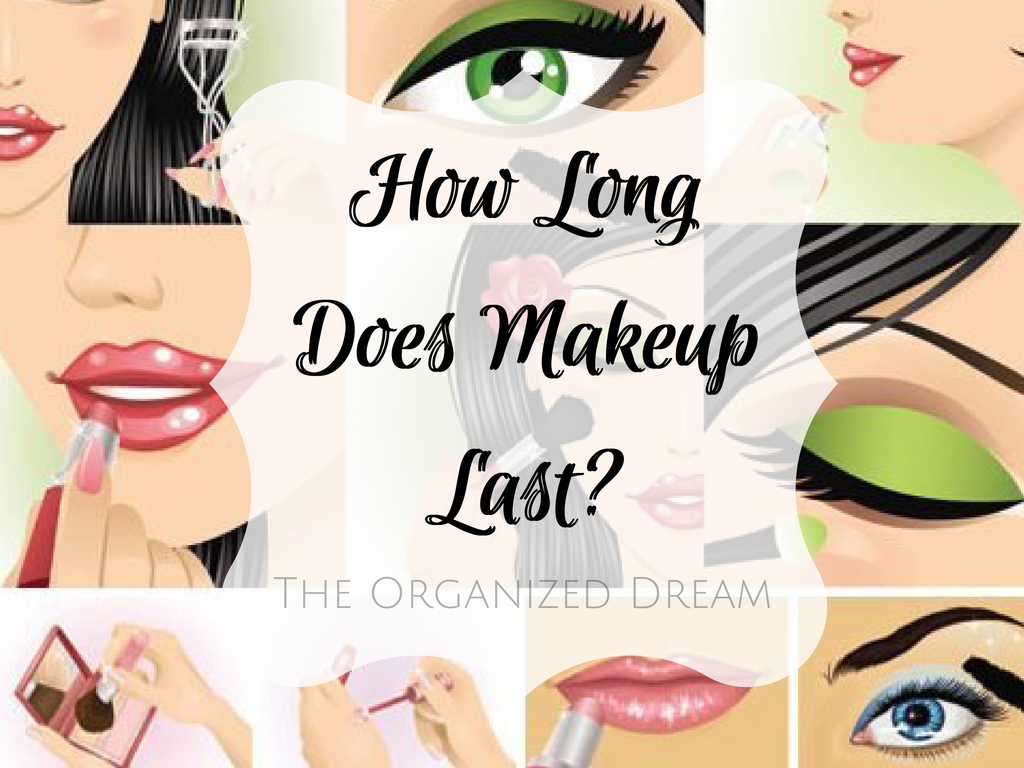How long is makeup good for