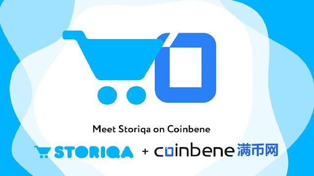 Storiqa (STQ) Hadir Di CoinBene
