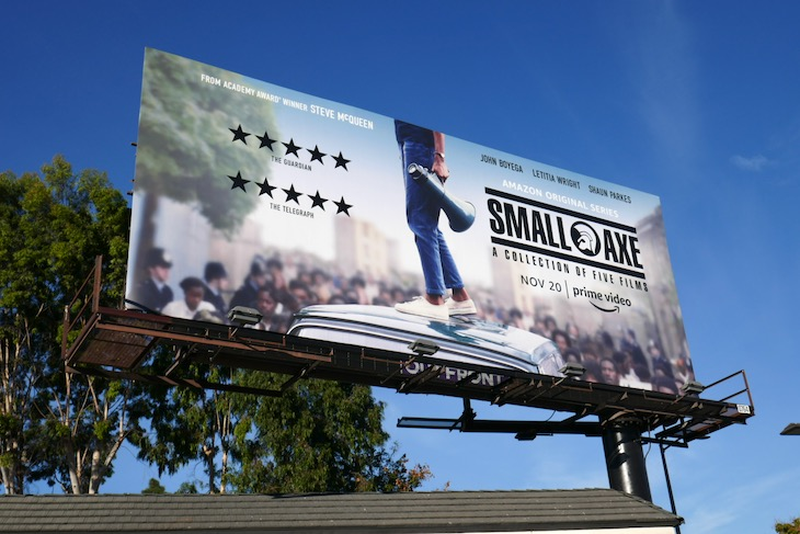Small Axe Collection of Five Films billboard