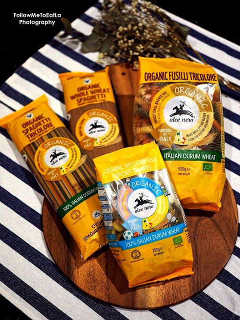 Alce Nero's Introduces Three New Organic Pasta Products Adding Variety To Clean Eating This MCO 3.0