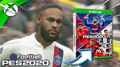 PES 2018 XBOX 360 FL Patch 2020 Season 2019/2020