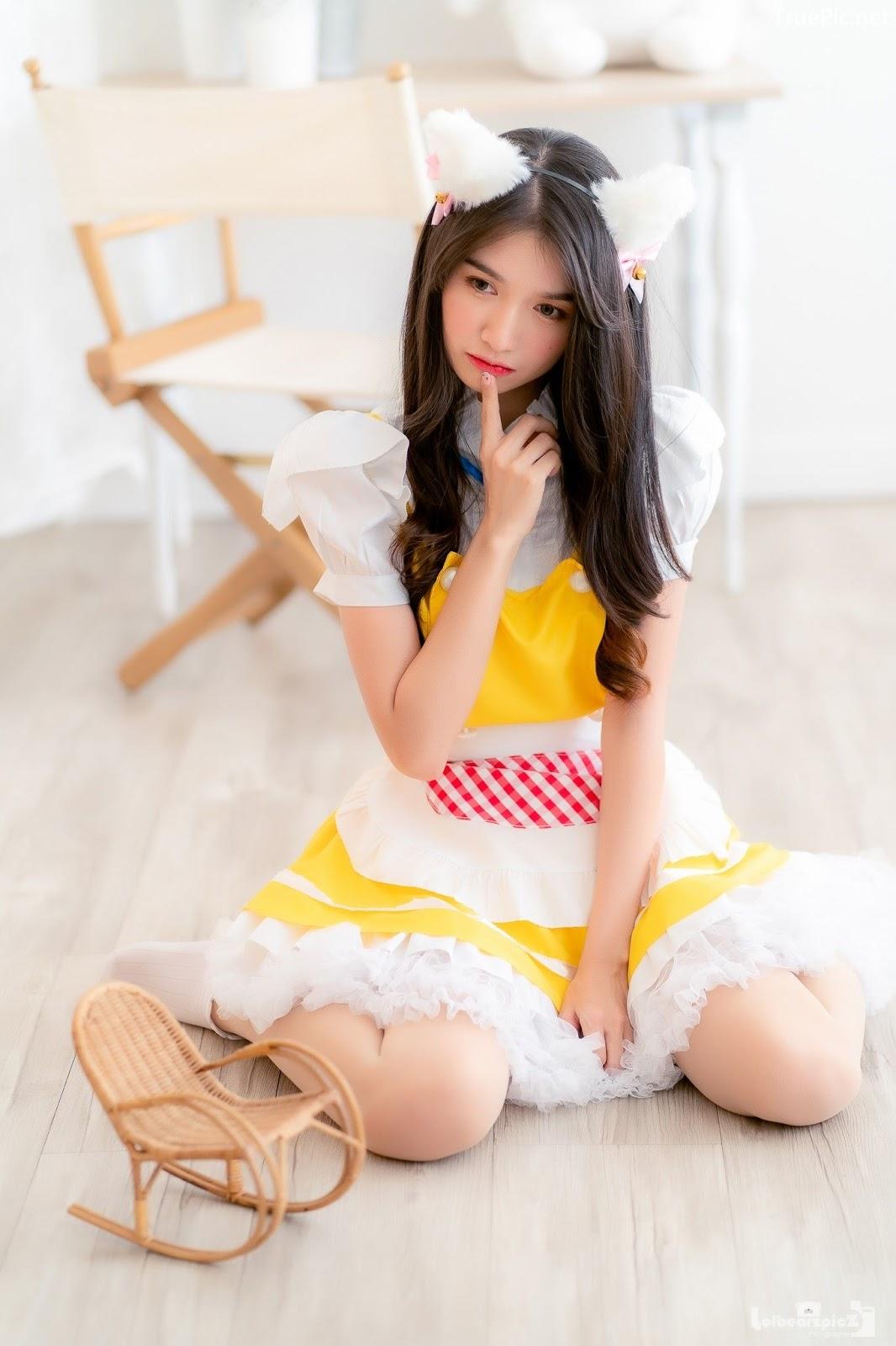 Image Thailand Model - Yatawee Limsiripothong - Cute Maid - TruePic.net - Picture-7