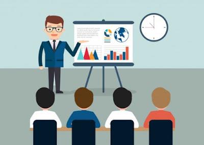 Tips Untuk Percaya Diri Saat Presentasi