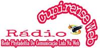 Web Rádio Cupirense de Cupira - Pernambuco