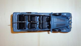 Mercedes-Benz w-31 typ G4-540