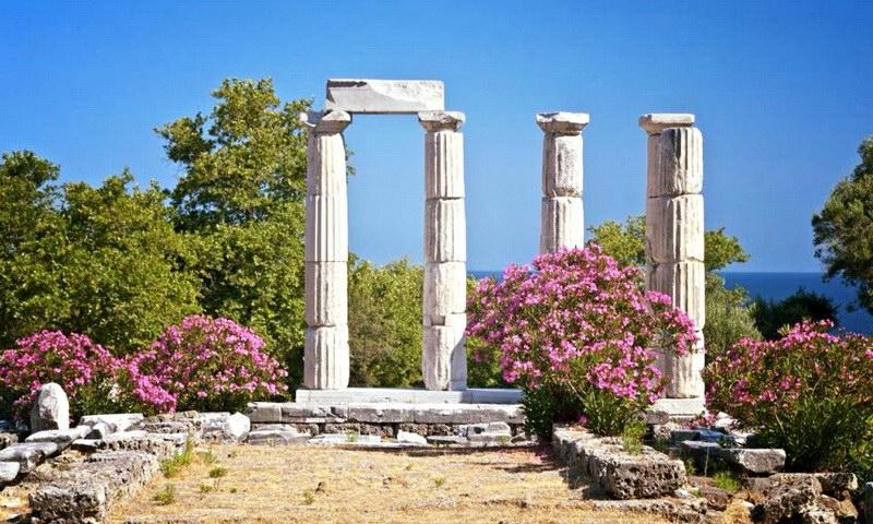 Επαναλειτουργεί ο αρχαιολογικός χώρος του Ιερού των Μεγάλων Θεών της Σαμοθράκης