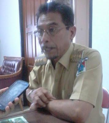 Bupati Sehan Salim Landjar