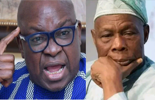 You lack manners for disrespecting Obasanjo YYF tells Fayose, Buhari's aide