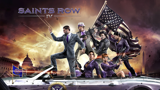 Saints Row 4 2013