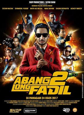 Sinopsis Filem Abang Long Fadil 2 (2017)