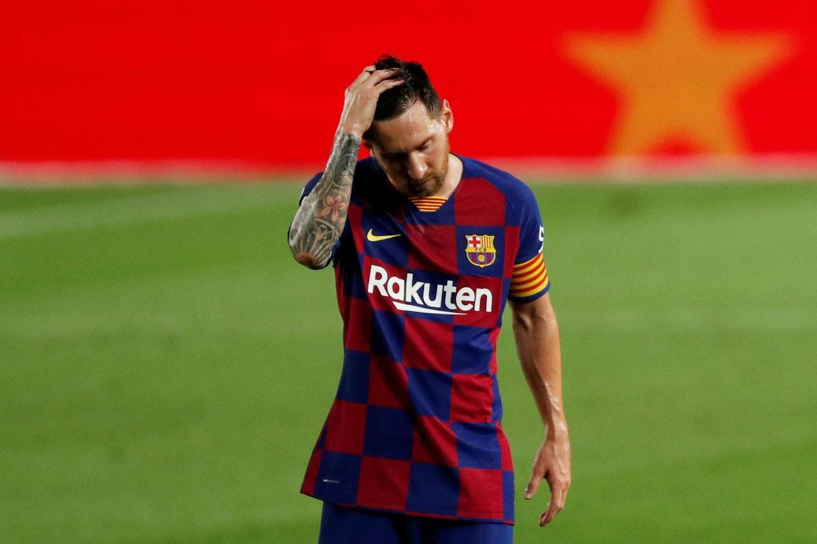 Lionel Messi Akhirnya Pilih Selesaikan Kontrak