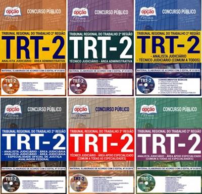 Apostila Concurso TRT-SP 2018