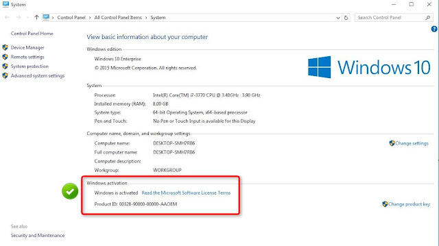 Cara Menghilangkan Peringatan Windows 10 License Expire 11