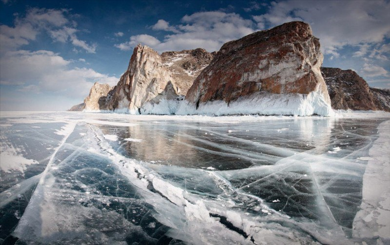 The Magic Of Lake Baikal