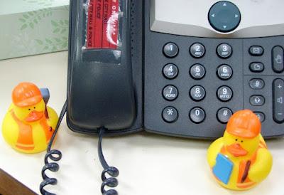 Bob & Howard by phone